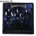 Naszywka Immortal 03