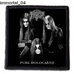 Naszywka Immortal 04