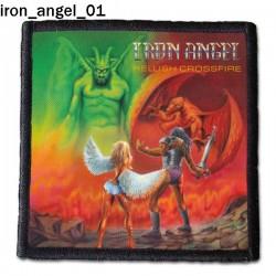 Naszywka Iron Angel 01