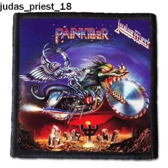 Naszywka Judas Priest 18