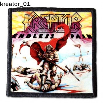 Naszywka Kreator 01