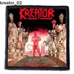 Naszywka Kreator 02