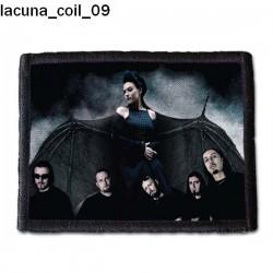 Naszywka Lacuna Coil 09
