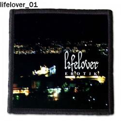 Naszywka Lifelover 01