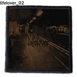 Naszywka Lifelover 02
