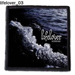 Naszywka Lifelover 03