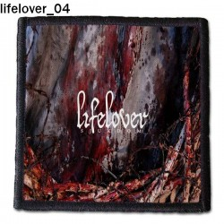 Naszywka Lifelover 04
