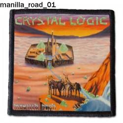 Naszywka Manilla Road 01
