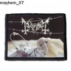 Naszywka Mayhem 07