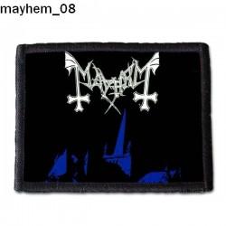 Naszywka Mayhem 08