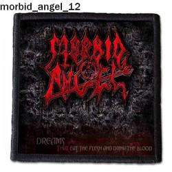 Naszywka Morbid Angel 12