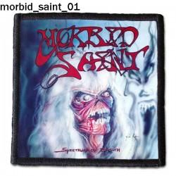 Naszywka Morbid Saint 01