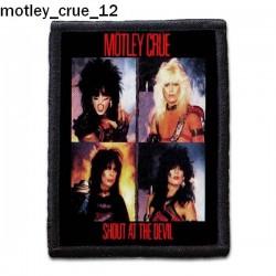 Naszywka Motley Crue 12