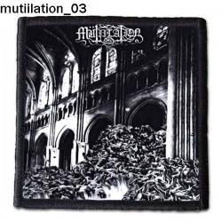 Naszywka Mutiilation 03
