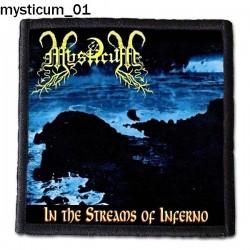 Naszywka Mysticum 01