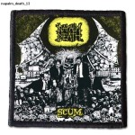 Naszywka Napalm Death 13