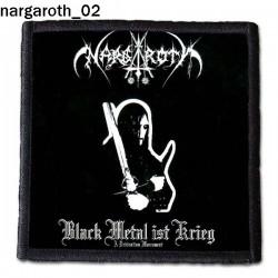 Naszywka Nargaroth 02