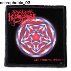 Naszywka Necrophobic 03