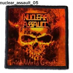 Naszywka Nuclear Assault 05
