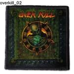 Naszywka Overkill 02