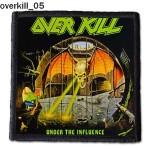 Naszywka Overkill 05