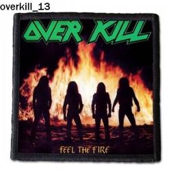 Naszywka Overkill 13