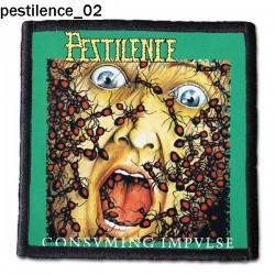 Naszywka Pestilence 02