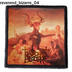 Naszywka Reverend Bizarre 04