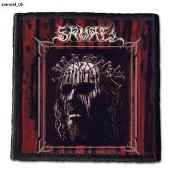 Naszywka Samael 05