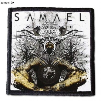 Naszywka Samael 09