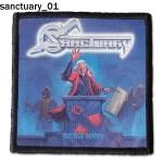 Naszywka Sanctuary 01