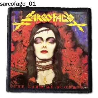 Naszywka Sarcofago 01