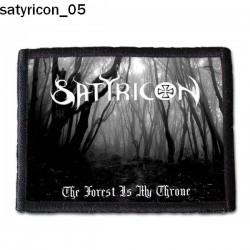 Naszywka Satyricon 05