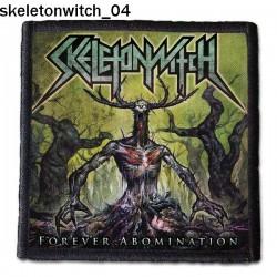 Naszywka Skeletonwitch 04