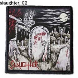 Naszywka Slaughter 02