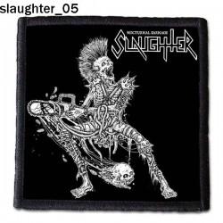 Naszywka Slaughter 05