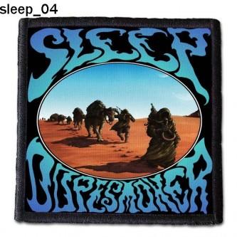 Naszywka Sleep 04