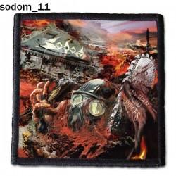 Naszywka Sodom 11