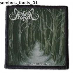 Naszywka Sombres Forets 01