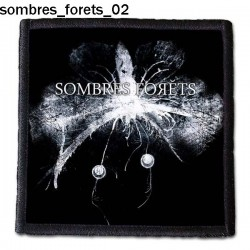 Naszywka Sombres Forets 02