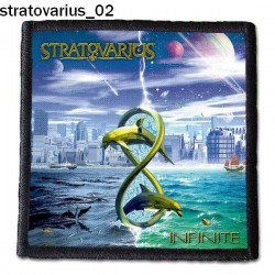 Naszywka Stratovarius 02