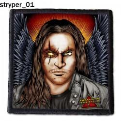 Naszywka Stryper 01