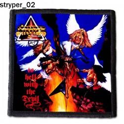 Naszywka Stryper 02