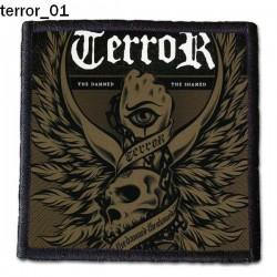 Naszywka Terror 01