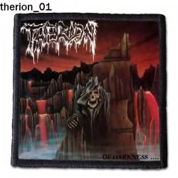 Naszywka Therion 01
