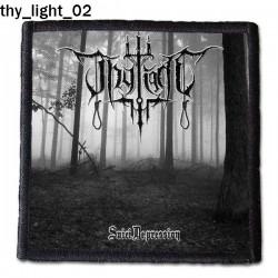 Naszywka Thy Light 02