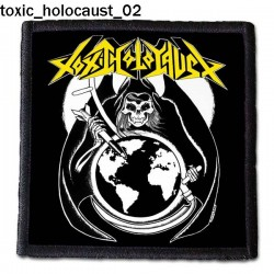 Naszywka Toxic Holocaust 02