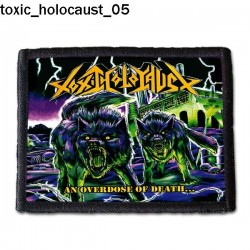 Naszywka Toxic Holocaust 05