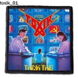 Naszywka Toxik 01