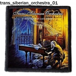 Naszywka Trans Siberian Orchestra 01